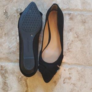 Antonio Melani Black knot flats